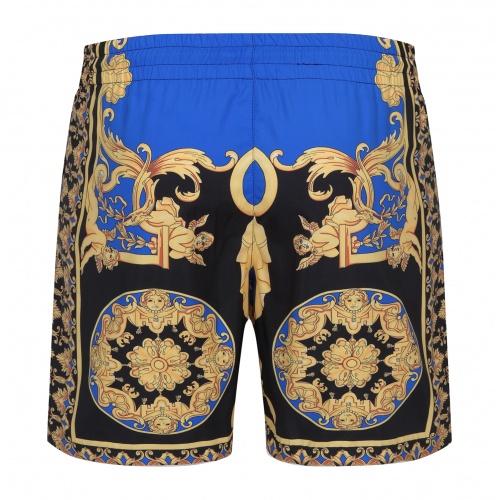 Replica Versace Pants For Men #847283 $26.00 USD for Wholesale