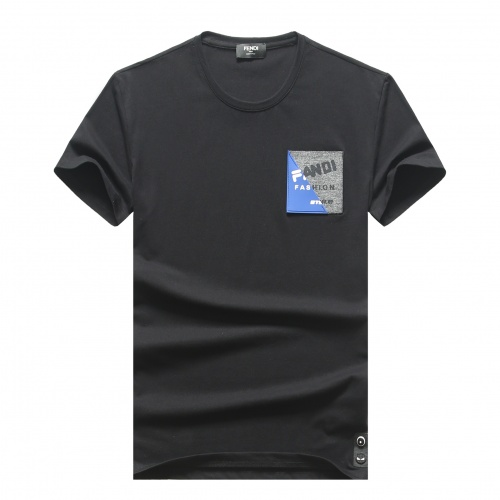 Fendi T-Shirts Short Sleeved For Men #847294