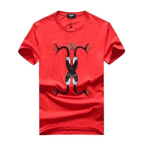 Fendi T-Shirts Short Sleeved For Men #847299