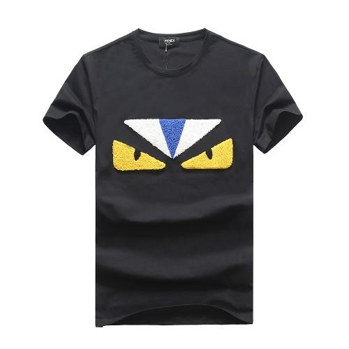 Fendi T-Shirts Short Sleeved For Men #847318