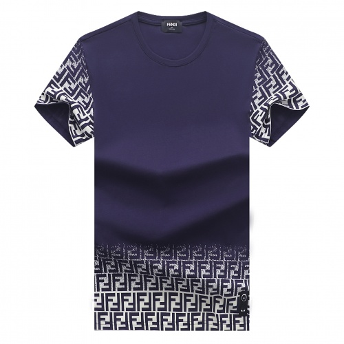 Fendi T-Shirts Short Sleeved For Men #847320