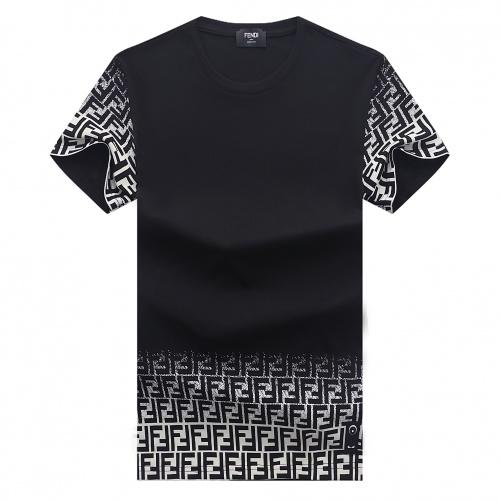 Fendi T-Shirts Short Sleeved For Men #847321