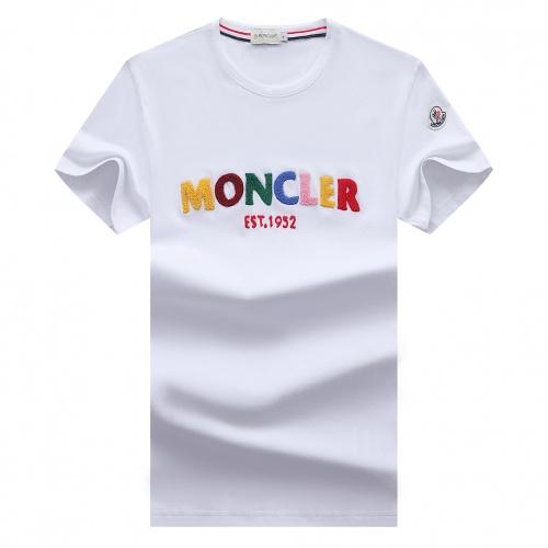 Moncler T-Shirts Short Sleeved For Men #847333
