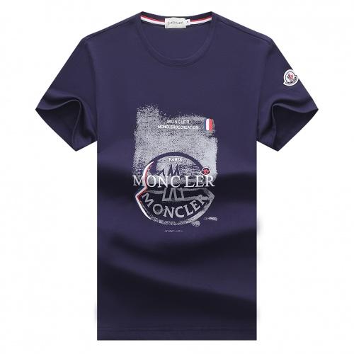 Moncler T-Shirts Short Sleeved For Men #847338