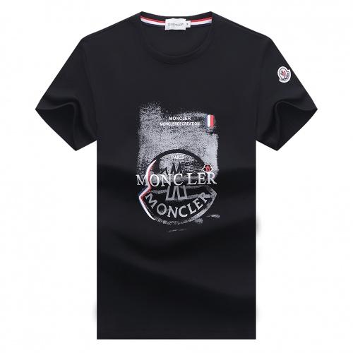 Moncler T-Shirts Short Sleeved For Men #847341
