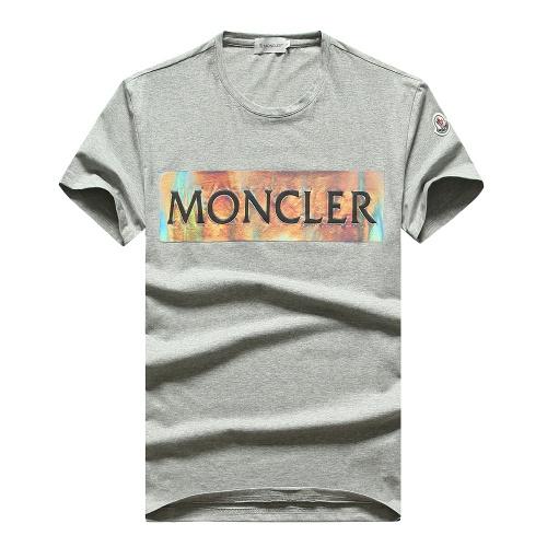 Moncler T-Shirts Short Sleeved For Men #847349