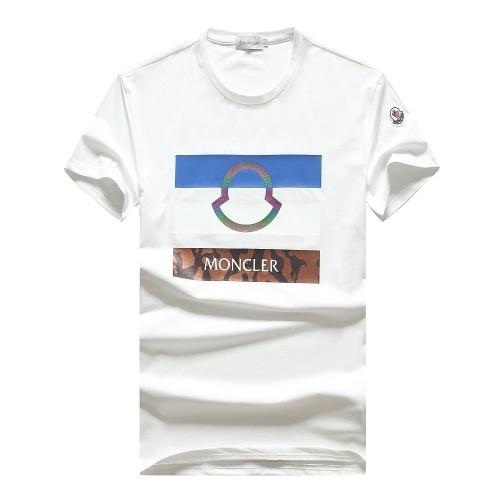 Moncler T-Shirts Short Sleeved For Men #847351