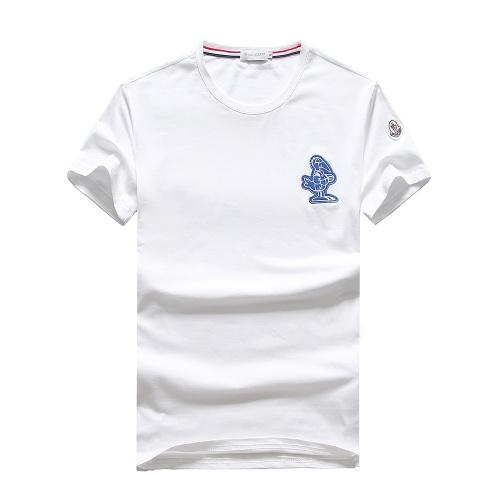 Moncler T-Shirts Short Sleeved For Men #847355