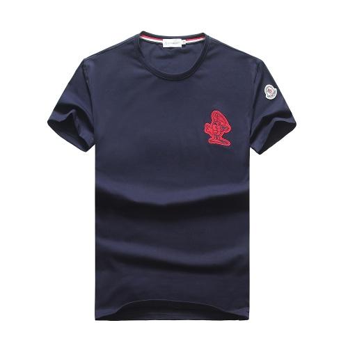 Moncler T-Shirts Short Sleeved For Men #847356
