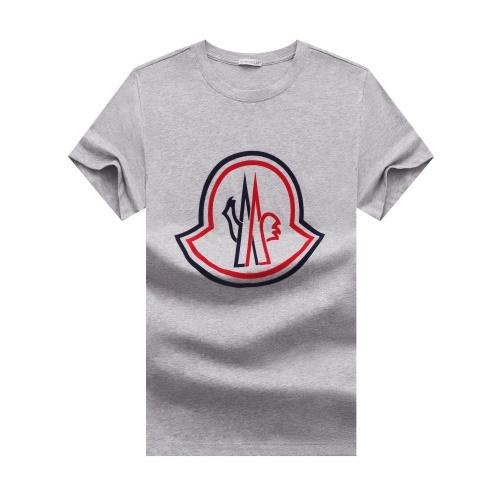 Moncler T-Shirts Short Sleeved For Men #847369