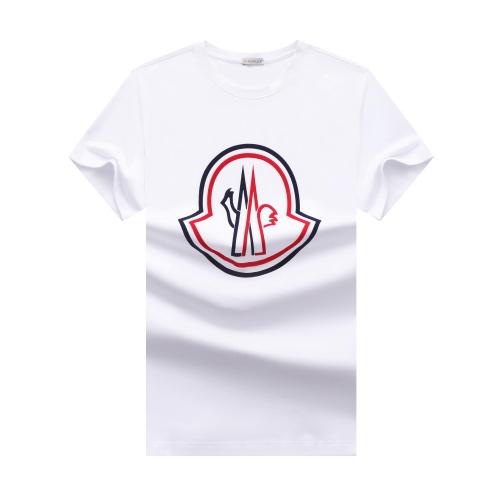 Moncler T-Shirts Short Sleeved For Men #847370