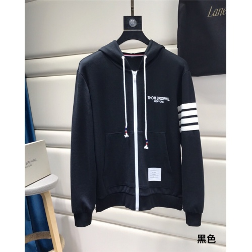Thom Browne TB Hoodies Long Sleeved For Men #847374