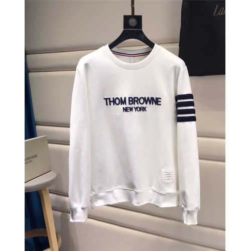 Thom Browne TB Hoodies Long Sleeved For Men #847375