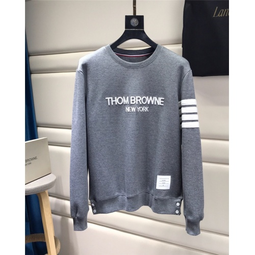 Thom Browne TB Hoodies Long Sleeved For Men #847376