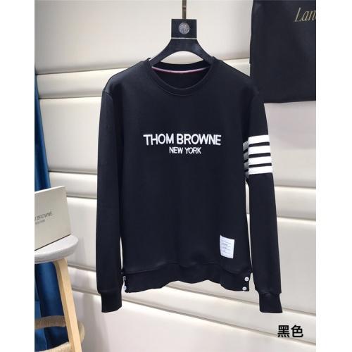 Thom Browne TB Hoodies Long Sleeved For Men #847377