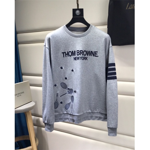 Thom Browne TB Hoodies Long Sleeved For Men #847379