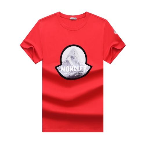 Moncler T-Shirts Short Sleeved For Men #847382
