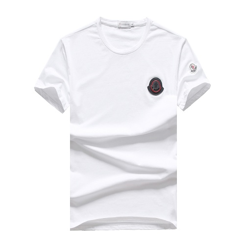 Moncler T-Shirts Short Sleeved For Men #847384