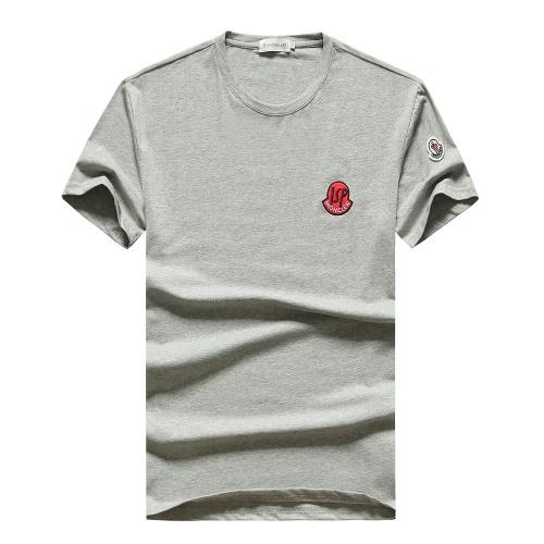 Moncler T-Shirts Short Sleeved For Men #847388