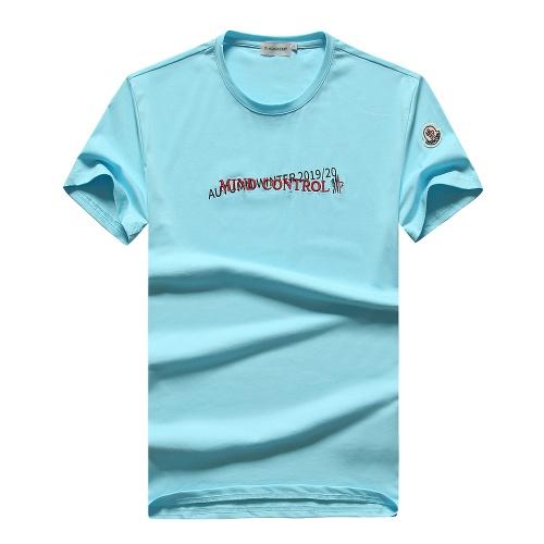 Moncler T-Shirts Short Sleeved For Men #847392