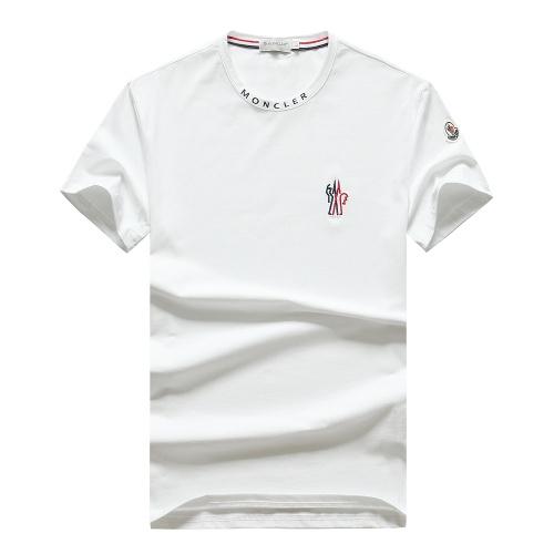 Moncler T-Shirts Short Sleeved For Men #847396