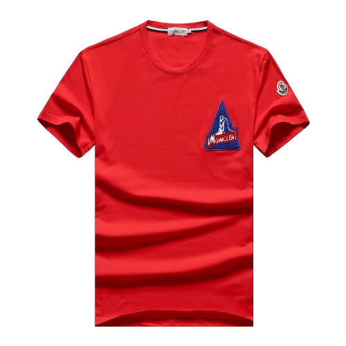 Moncler T-Shirts Short Sleeved For Men #847403