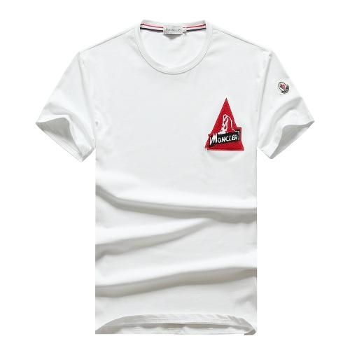 Moncler T-Shirts Short Sleeved For Men #847404