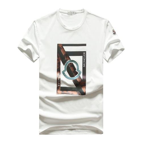 Moncler T-Shirts Short Sleeved For Men #847413