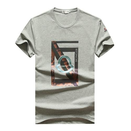 Moncler T-Shirts Short Sleeved For Men #847415