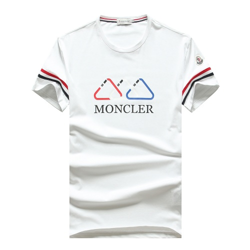 Moncler T-Shirts Short Sleeved For Men #847416