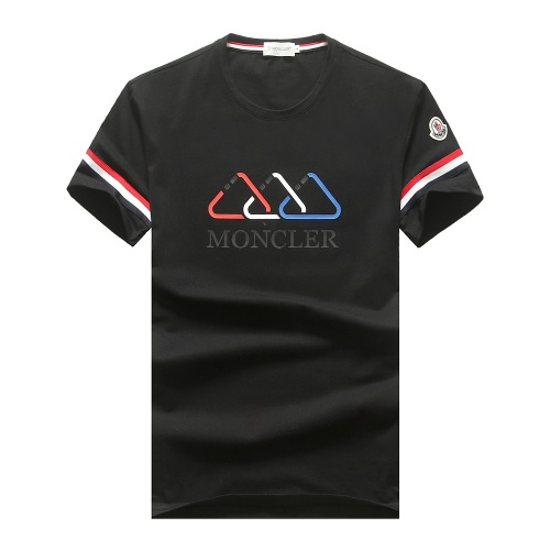 Moncler T-Shirts Short Sleeved For Men #847417