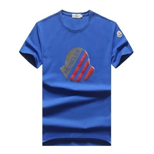 Moncler T-Shirts Short Sleeved For Men #847421