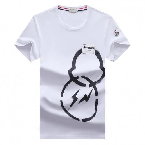 Moncler T-Shirts Short Sleeved For Men #847433