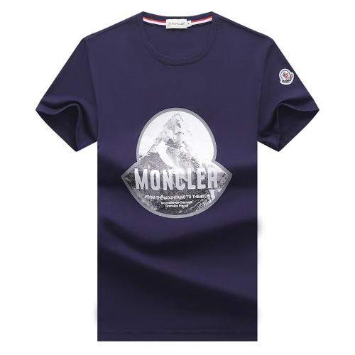 Moncler T-Shirts Short Sleeved For Men #847434
