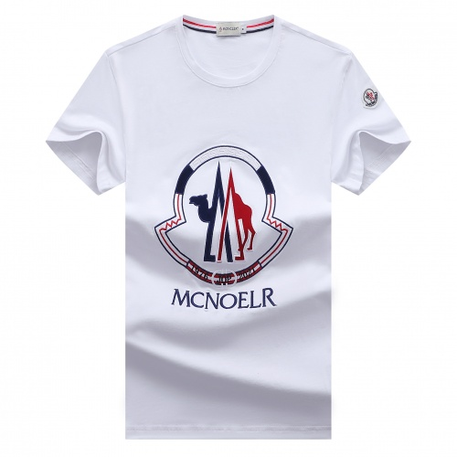 Moncler T-Shirts Short Sleeved For Men #847444