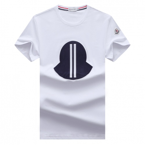 Moncler T-Shirts Short Sleeved For Men #847454