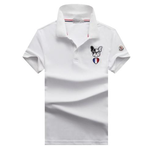 Moncler T-Shirts Short Sleeved For Men #847528