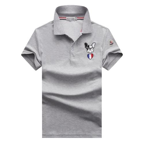 Moncler T-Shirts Short Sleeved For Men #847529