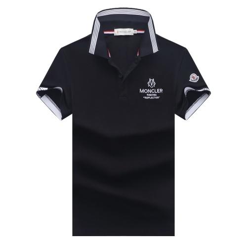 Moncler T-Shirts Short Sleeved For Men #847534