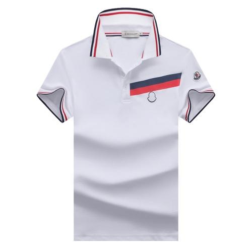 Moncler T-Shirts Short Sleeved For Men #847536