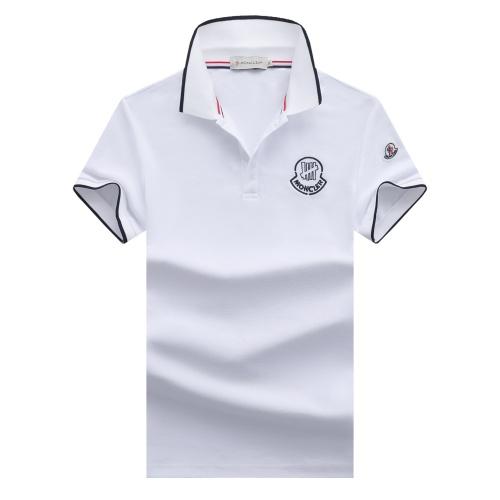 Moncler T-Shirts Short Sleeved For Men #847537