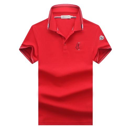 Moncler T-Shirts Short Sleeved For Men #847545