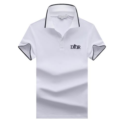 Christian Dior T-Shirts Short Sleeved For Men #847586
