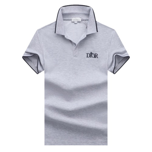 Christian Dior T-Shirts Short Sleeved For Men #847588