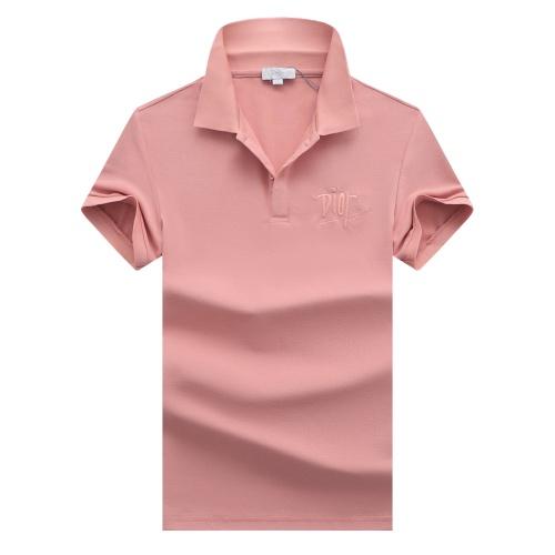 Christian Dior T-Shirts Short Sleeved For Men #847590