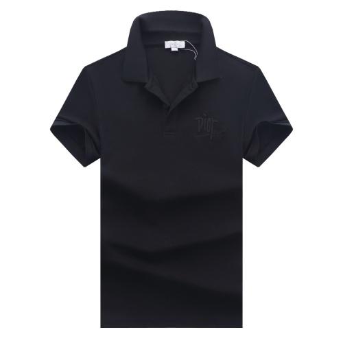 Christian Dior T-Shirts Short Sleeved For Men #847591
