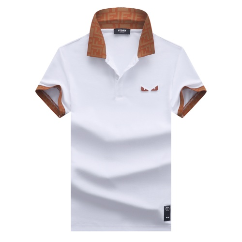 Fendi T-Shirts Short Sleeved For Men #847592