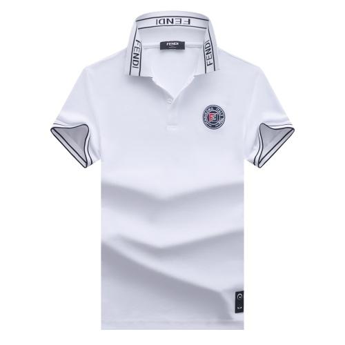 Fendi T-Shirts Short Sleeved For Men #847595