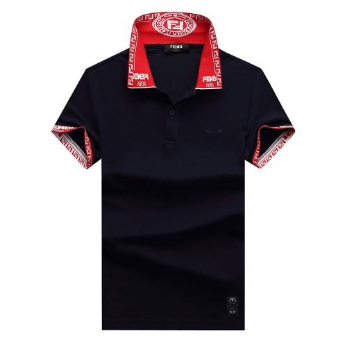 Fendi T-Shirts Short Sleeved For Men #847602