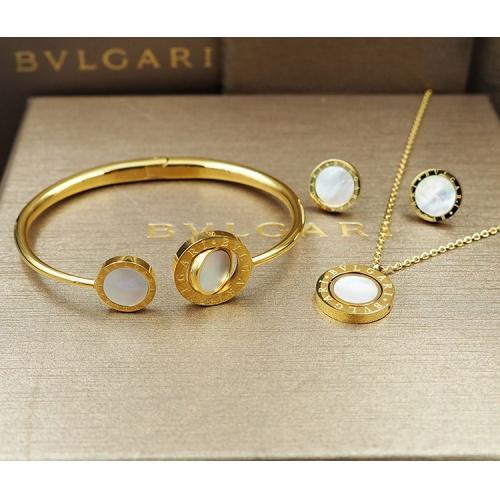 Bvlgari Jewelry Set For Women #847639